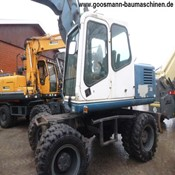 Atlas – 1994 – 1304 Used Wheel Excavator for Sale
