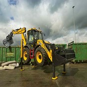 JCB 5CX Wastemaster new Loader Backhoe for Sale