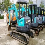 Used KOBELCO SK50SR-5 Crawler Excavator for Sale