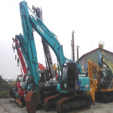 Used KOBELCO SK200LC-6ES Crawler Excavator for Sale