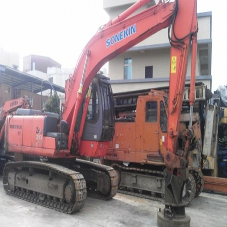 Used HITACHI ZX210LCK Crawler Excavator for Sale