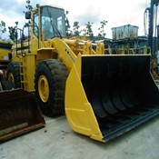 Used KAWASAKI 97ZA Wheel Loader for Sale