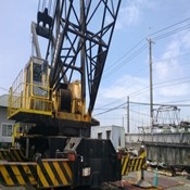 Used P&H 6350TC Crane for Sale