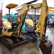 Used Caterpillar 303CR Crawler Excavator for Sale