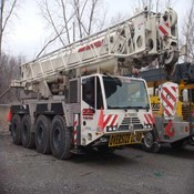 2007 Demag AC80-2 100 Ton Used Crane for Sale