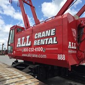 Used Crane - 1997 Manitowoc 888 for Sale