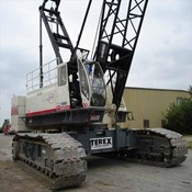 Used Terex Crane - HC 165 Year 2006 for Sale