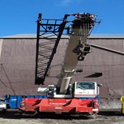 Used Crane - 30 Ton Link-Belt RTC-8030 ll for Sale