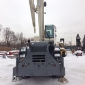 Used Terex Crane - Year 2008 55 Ton RT555-1 for Sale