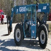 Used Forklift – Year 2005 Gradall G6-42P for Sale