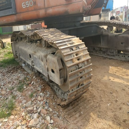 Used HITACHI ZAXIS-650H Crawler Excavator for Sale