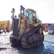 Used Caterpillar D9N Bulldozer Track Loader for Sale