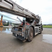 Used KATO KR-50H-L2 (SL600-2) Rough Terrain Crane for Sale