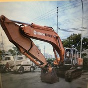 Used Hitachi EX400 Excavator for sale