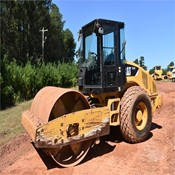 Used Smooth Drum Compactor CS56 – Caterpillar for Sale