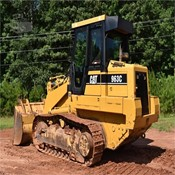 Caterpillar – 963C Used Crawler Loader for Sale