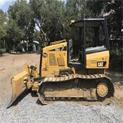 Used Crawler Dozer D3K LGP – Caterpillar for Sale