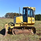 Used 700J LGP Crawler Dozer – DEERE for Sale