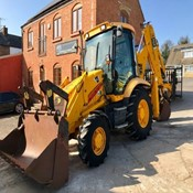 Used Digger Loader - JCB 3CX Sitemaster 4T – Year 2003 for Sale
