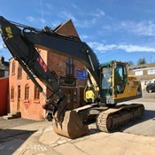 2007 Volvo EC210 BLC - Used Excavator with 5ft Bulk Bucket for Sale
