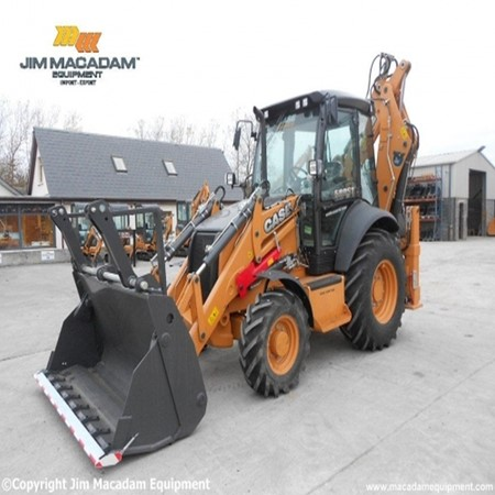 Case 2015 580st Used Backhoe Loader For Sale Jim Macadam Equipment Ltd An Ros Ireland