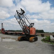 Used Crawler Crane 599C – AMERICAN for Sale