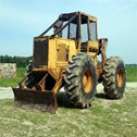 CATERPILLAR – 508 Used Forestry Cable Skidder for Sale