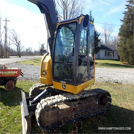 Used DEERE - 75D Crawler Excavator for Sale