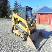 Used CATERPILLAR- 259D Used Skid Steer Loader for Sale
