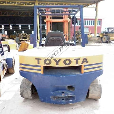 Used Reconditioned TOYOTA 5FD45 Forklift Truck for Sale