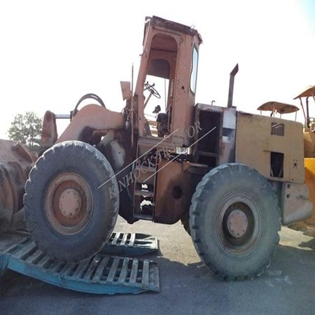 Used KOMATSU WA530 Wheel Loader for Sale,Kinhock Traktor (m) Sdn