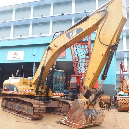 Used Caterpillar 330D Crawler Excavator for Sale