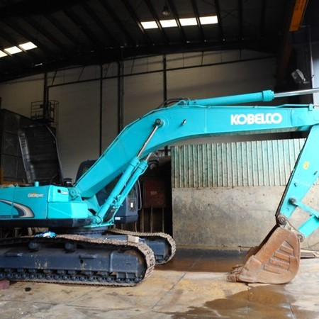 Used KOBELCO SK350-007 Crawler Excavator for Sale,Multi Ways