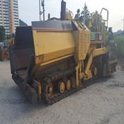 Used CAT AP1050 Paver - 1997 Year, 18500 Hours in Good Condition for Sale