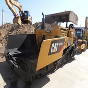 Used CAT AP755 PAVER - 2007 Year, 4600 Hours for Sale