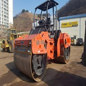 Used HAMM HD130 Roller- 2002 for sale