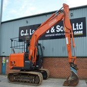 HITACHI ZX130LCN-5B - Year 2014 Used Crawler Excavator for Sale