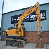 HYUNDAI R140LC-9A Used Crawler Excavator for Sale