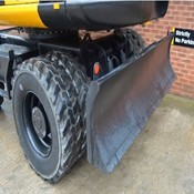 Used JCB JS145W Wheeled Excavator for Sale