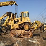 Year 2008 - 2 Units of Used CAT D8R Bulldozer for sale