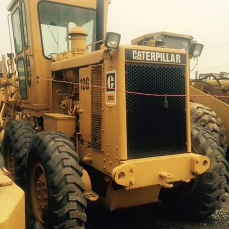 CAT 12G – Year 2008 – 2 Units of used grader for Sale