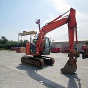 Used HITACHI ZX135US  Hydraulic Excavator for Sale