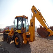 Used JCB Backhoe Loader - 3 CX in Good Condition for Sale