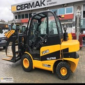 Used TLT30 Telescopic forklift – JCB for Sale