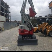 TB153FR – 2013 – TAKEUCHI Used Crawler Mini Excavator for Sale