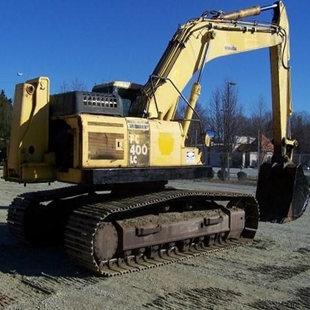 KOMATSU – PC400LC-7 Used Crawler Excavator for Sale,Maxland