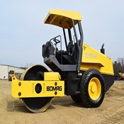 Bomag – 2008 – BW177D-40 w/ OROPS Used Dirt Roller for Sale
