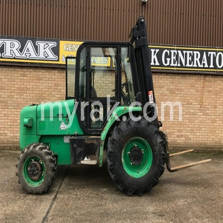 Used Jcb 926 Rough Terrain Masted Forklift 2007 Year 1967 Hours For Sale Myrak Generators Chelmsford United Kingdom