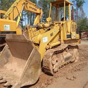 Used CAT 963 Crawler Loader – Year 1986 for Sale