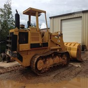 CAT 963B Used Crawler Loader for Sale